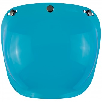 Visera Biltwell Bubble Shield Blue
