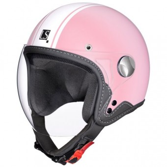 Casque Infantil Laura Smith Junior Rosa