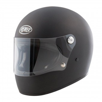 Casque Integral Premier Trophy Negro Mate U9BM