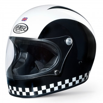 Casque Integral Premier Trophy Retro Anniversary