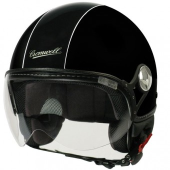 Casque jet Cromwell F16 Negro Mate