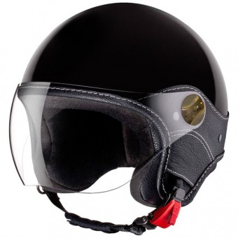Casque jet Laura Smith Trendy Vision Negro