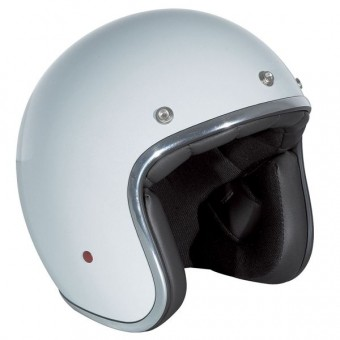 Casque jet Stormer Pearl Blanco