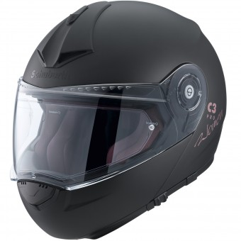 Casque Modular Schuberth C3 Pro Women Negro Mate