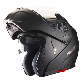 Casque Modular NOX N964 Matt Black