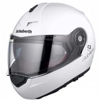 Casque Modular Schuberth C3 Pro Lady Blanco