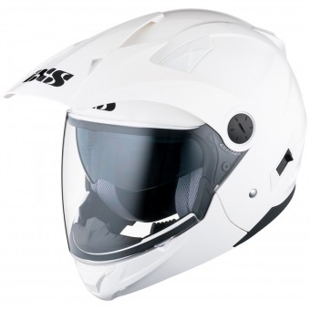 Casque Convertible IXS HX 145 White