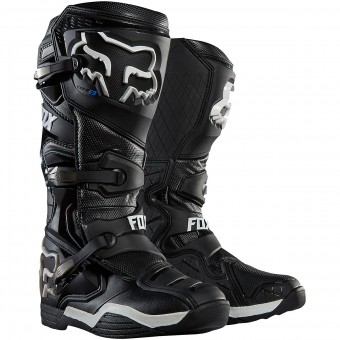 Botas Motocross FOX Comp 8 Black (001)