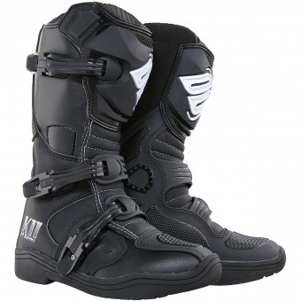 Botas Motocross SHOT K11 Black Niño