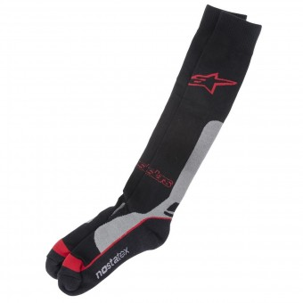 Calcetines Motocross Alpinestars Pro Coolmax Socks Red