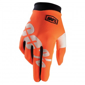Guantes motocross 100% Itrack Cal-Trans