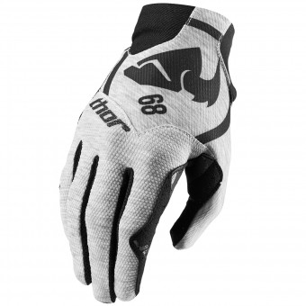 Guantes motocross Thor Void Plus Gasket Heather