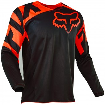 Camiseta Motocross FOX 180 Race Orange Niño 009