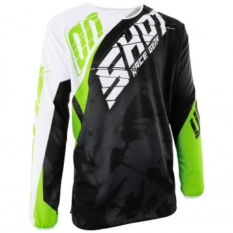 Camiseta Motocross SHOT Devo Squad Green