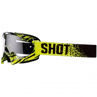 Gafas motocross SHOT Creed Broke Matt Fluo