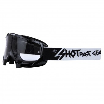 Gafas motocross SHOT Creed Negro Enduro