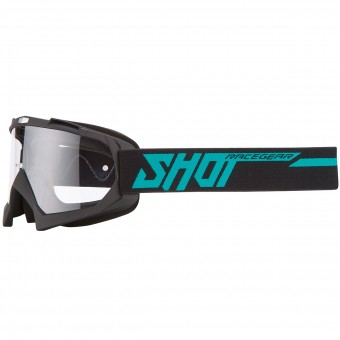 Gafas motocross SHOT Creed Straight Matt Mint
