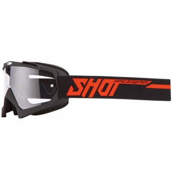 Gafas motocross SHOT Creed Straight Matt Red