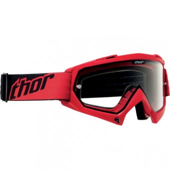 Gafas motocross Thor Enemy Red Niño