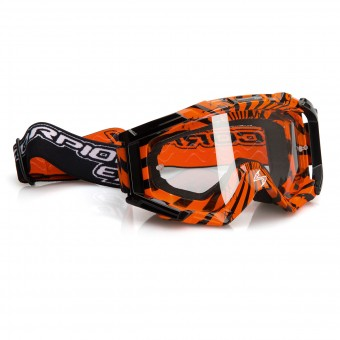 Gafas motocross Scorpion Gafa Cross Orange Negro