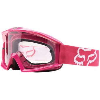 Gafas motocross FOX Main Hot Pink