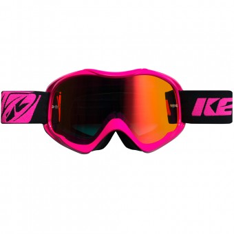 Gafas motocross Kenny Performance Neon Pink