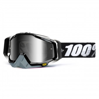 Gafas motocross 100% Racecraft Abyss Black