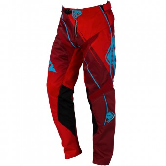 Pantalón motocross Kenny Track Red Blue Pant