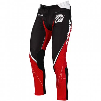 Pantalón motocross Kenny Trial Up Black Red Pant