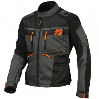 Chaqueta Motocross Kenny Enduro Black Jacket