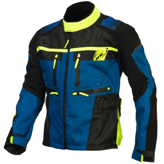 Chaqueta Motocross Kenny Enduro Blue Navy Jacket