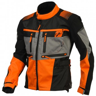 Chaqueta Motocross Kenny Enduro Orange Jacket