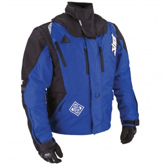 Chaqueta Motocross SHOT Flexor Advance Black Blue