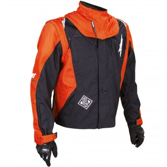 Chaqueta Motocross SHOT Flexor Advance Orange