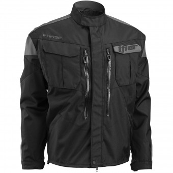 Chaqueta Motocross Thor Phase Jacket Black Charcoal
