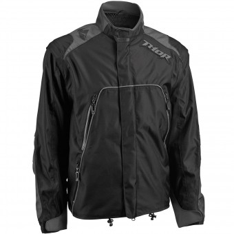 Chaqueta Motocross Thor Range Jacket Black Charcoal