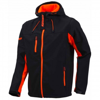 Chaqueta Motocross Kenny Softshell Racing Orange