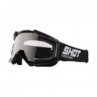 Gafas motocross SHOT Assault Black