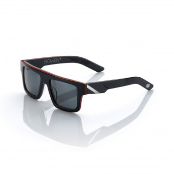 Gafas moto 100% Bowen Black Red