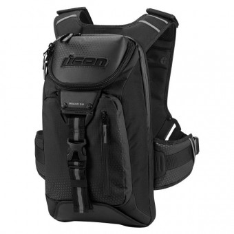 Mochila Moto ICON Squad 3 Black