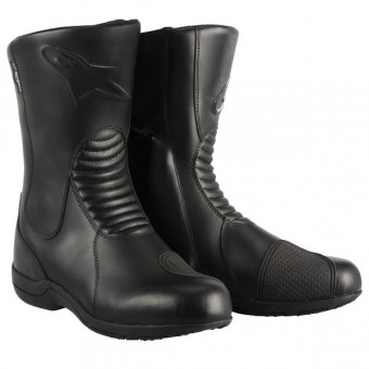 Botas Moto  Alpinestars Andes Waterproof Black
