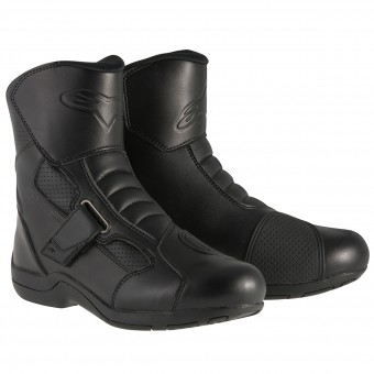 Botas Moto  Alpinestars Ridge Waterproof Black