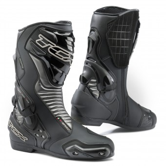 Botas Moto  TCX S-Speed Waterproof Negro Graphite