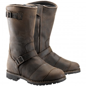 Botas Moto  Belstaff Endurance Black Brown