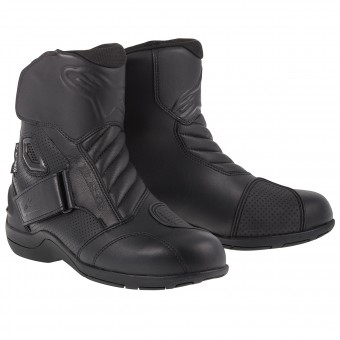 Botas Moto  Alpinestars Gunner Waterproof Black