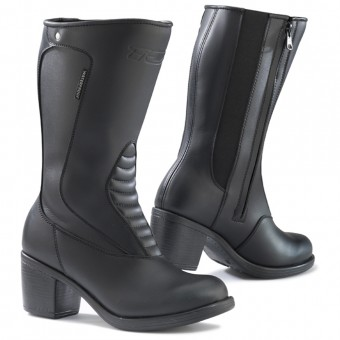 Botas Moto  TCX Lady Classic Waterproof Black