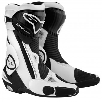 Botas Moto  Alpinestars SMX Plus Black White