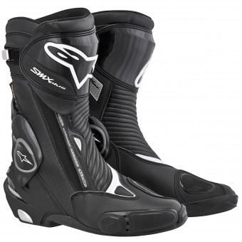 Botas Moto  Alpinestars SMX Plus Gore-Tex Black