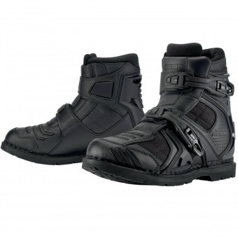 Calzado Moto ICON Field Armor 2 Black