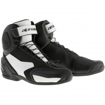 Calzado Moto Alpinestars SP-1 Boot Black White